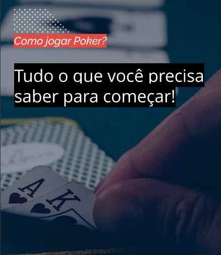 E-book: Como jogar poker? Image