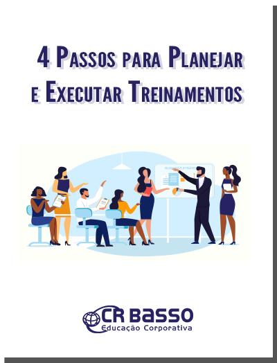 4 Passos para Planejar e Executar Treinamentos