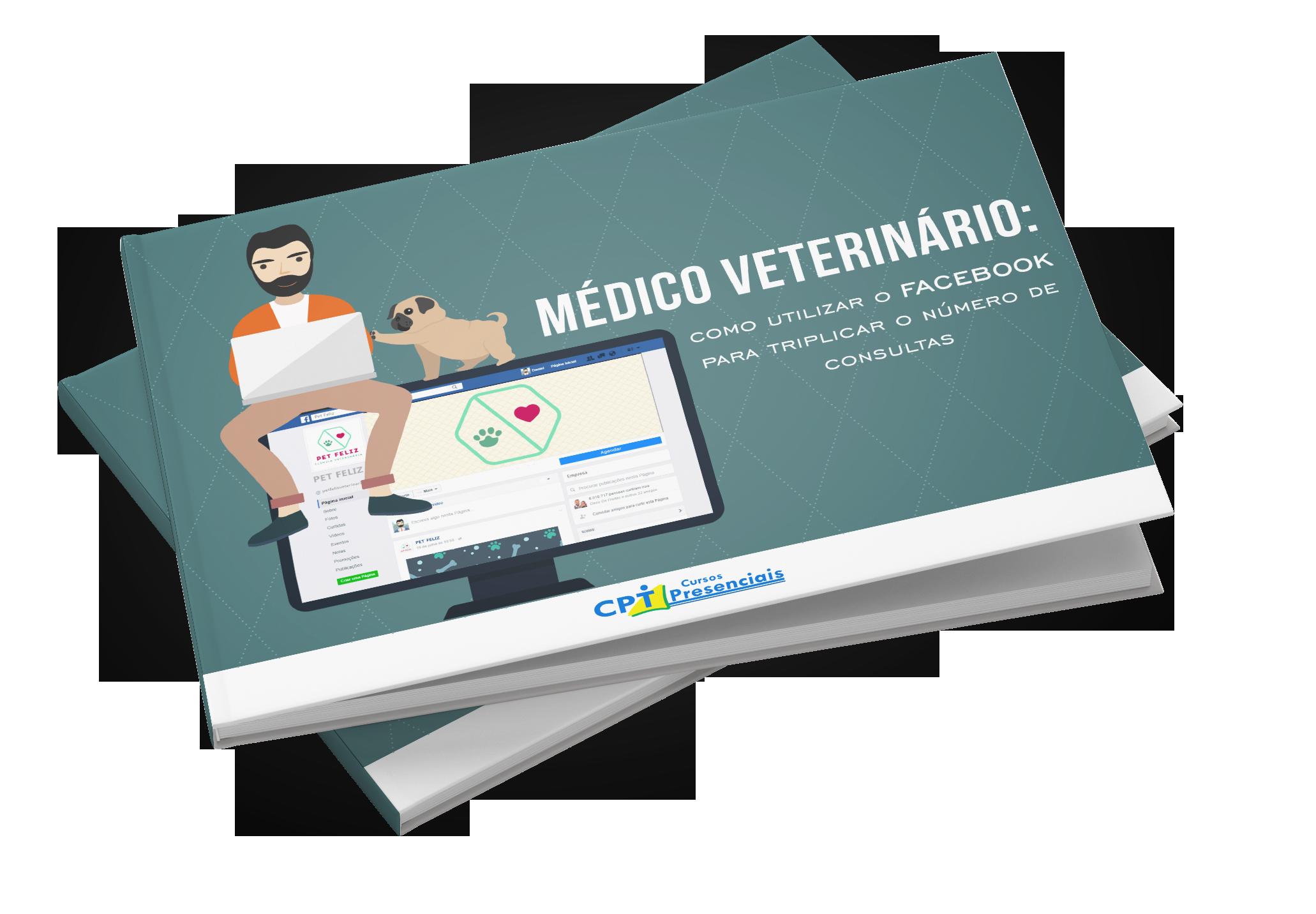 facebook para veterinários