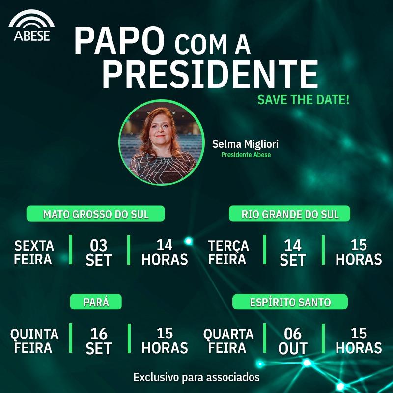 Conectividade no Brasil