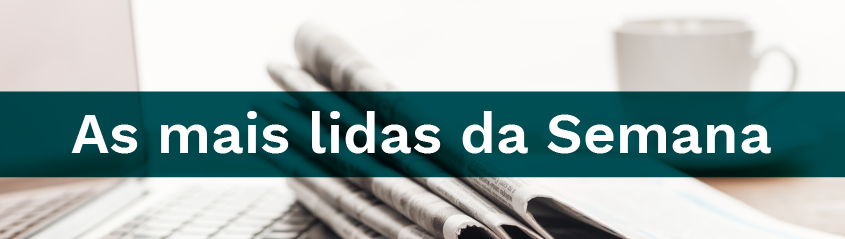 Banner As mais lidas da semana