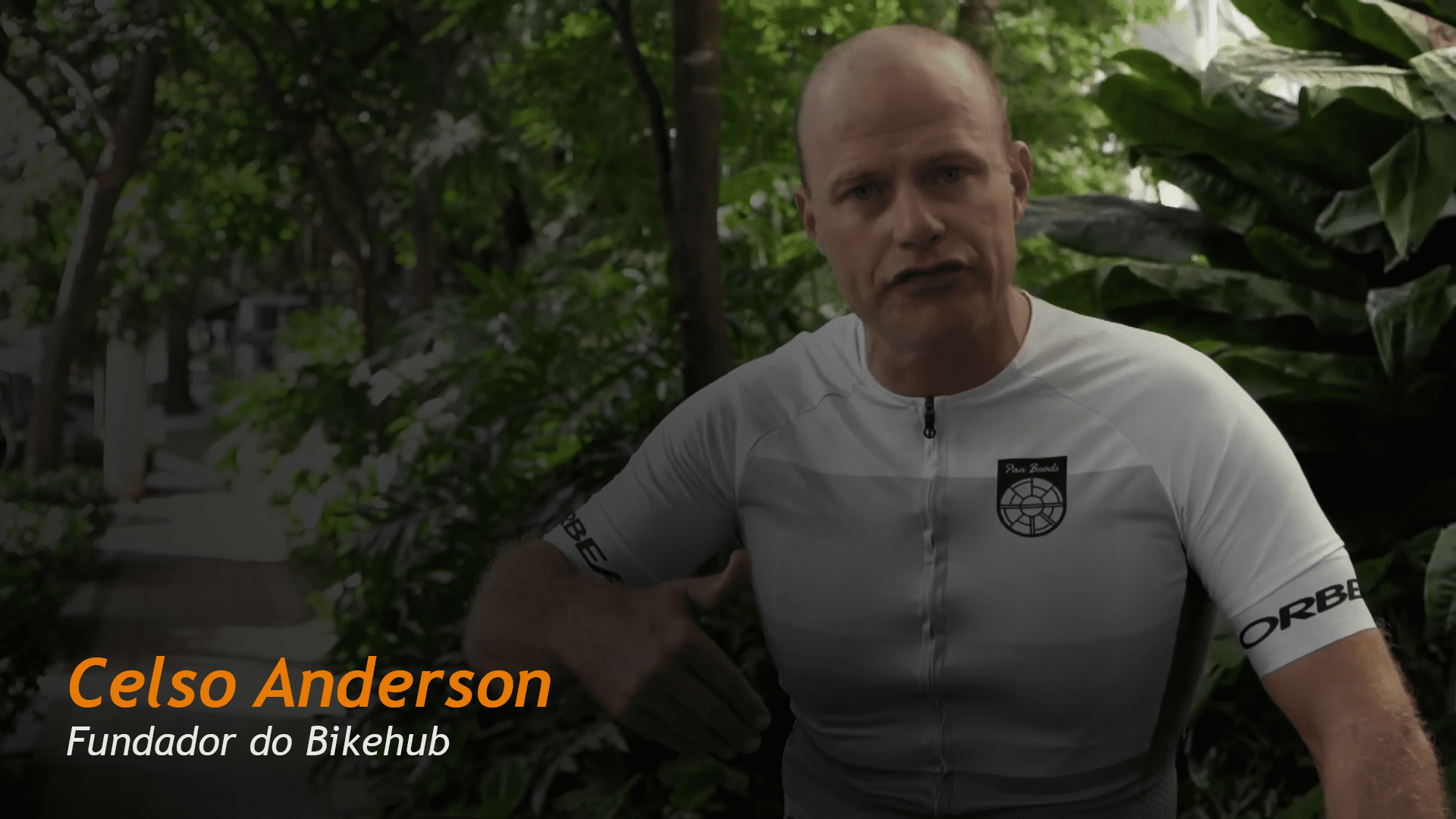 Lançamento Bikehub - Celso Anderson