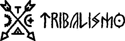 Logomarca da Tribalismo Artigos Personalizados