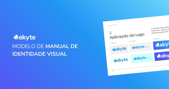MODELO DE MANUAL DE IDENTIDADE VISUAL