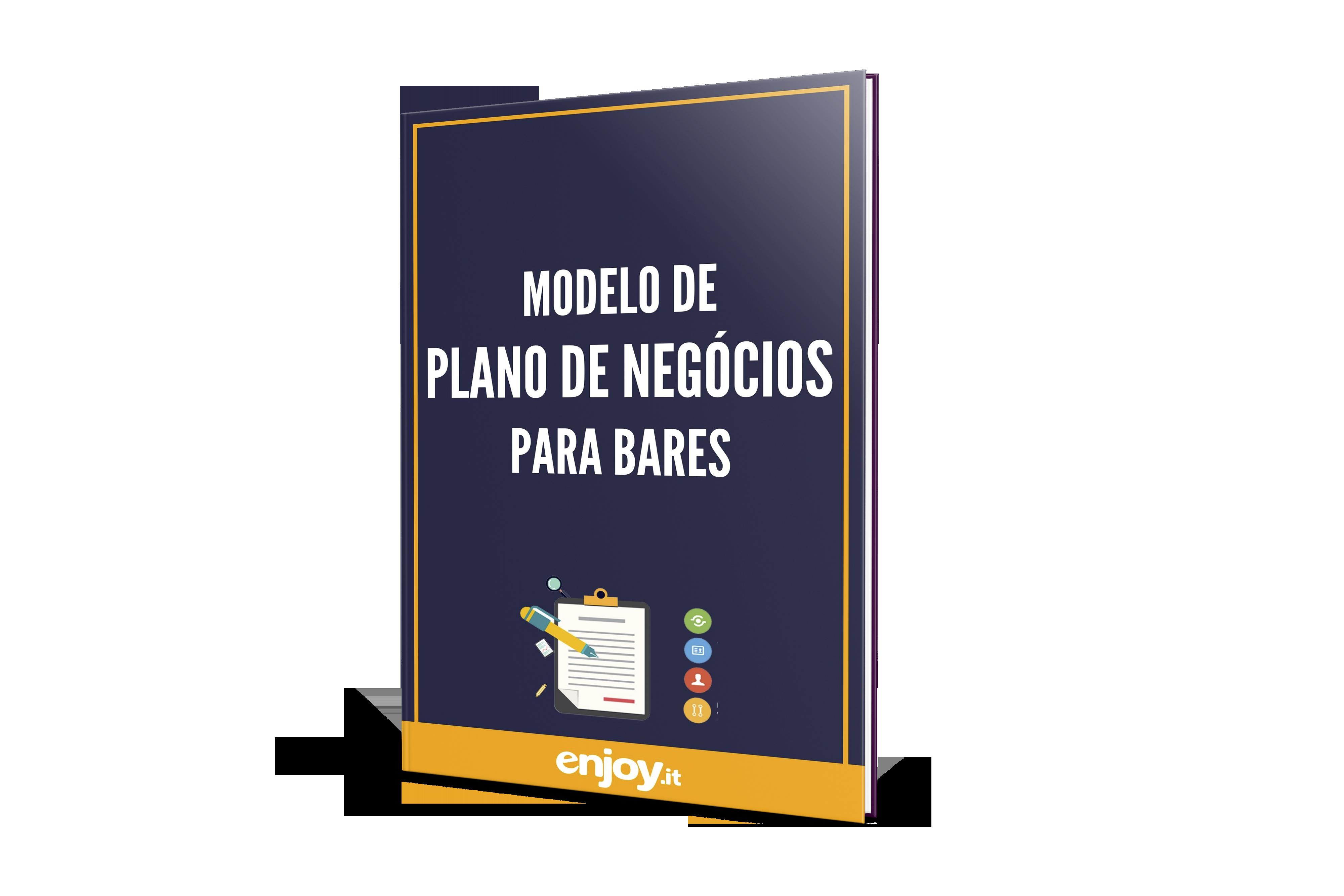modelo de plano de negócios para bares