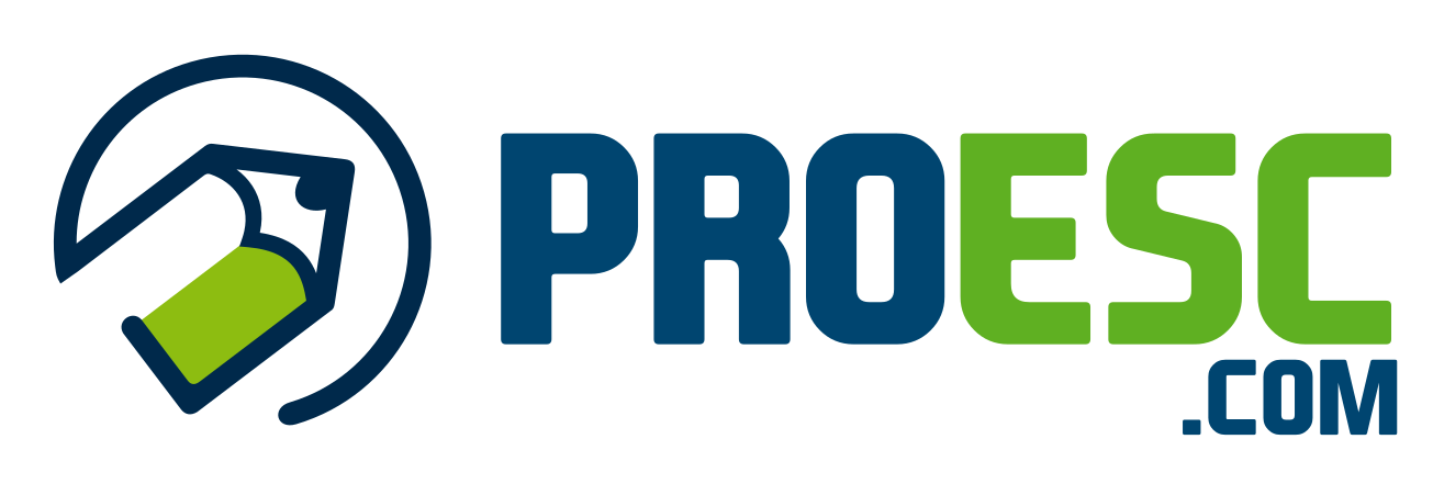 Sistema de gestão escolar Proesc.com
