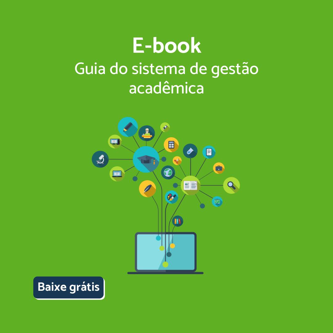 Guia do sistema de gestão acadêmica