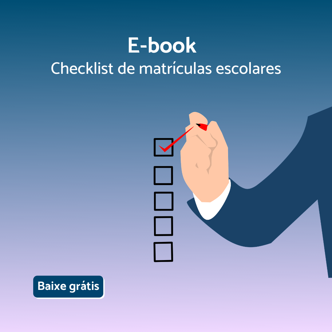 Check-list de matrículas