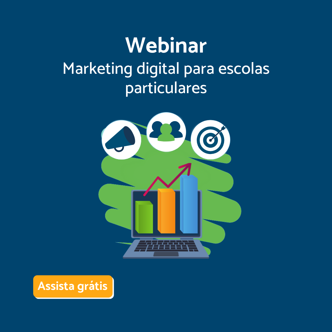 Marketing digital para escolas particulares