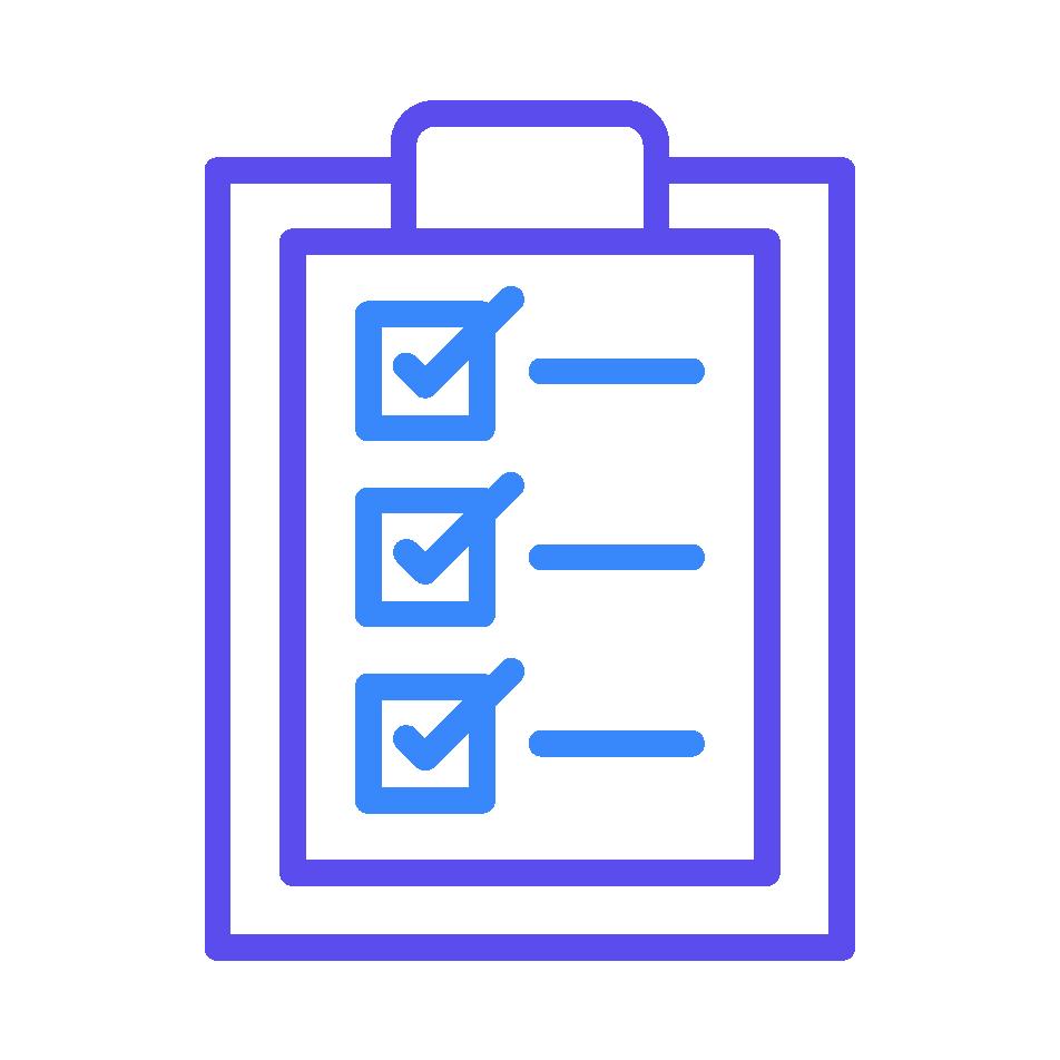 Check-list de produtividade para desenvolvedores