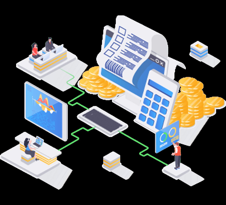 Transforme seu software em uma extensão do banco!