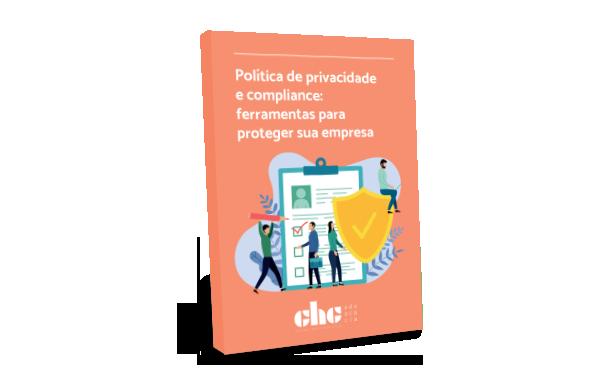Política de privacidade e compliance