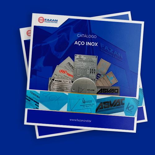 Catalogo Alumínio | Fazan Etiquetas