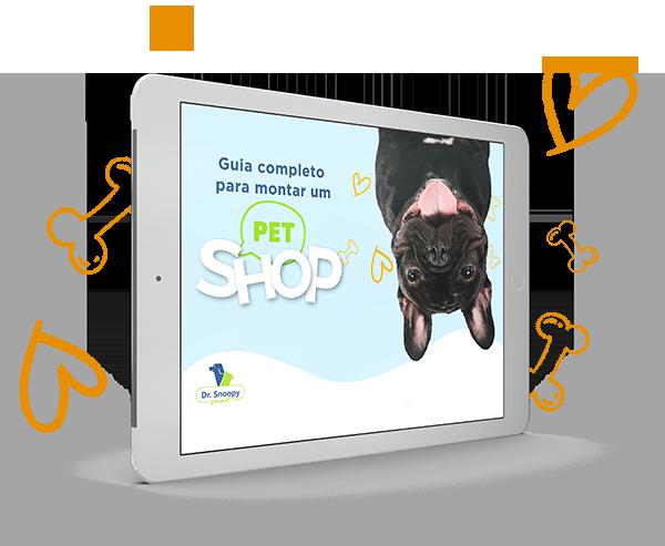 Guia completo para montar um pet shop