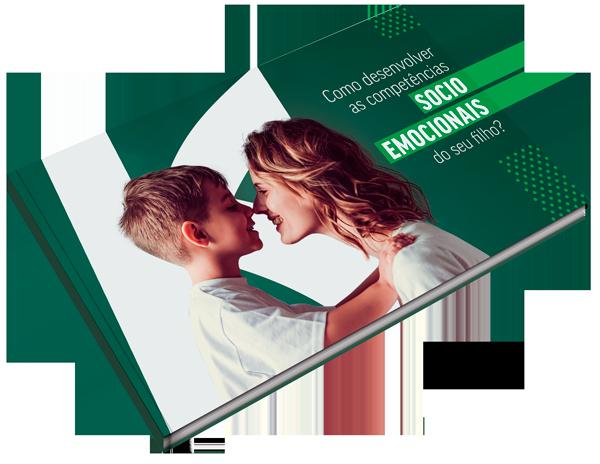 E-book gratuito Como desenvolver as competências  socioemocionais do seu filho?