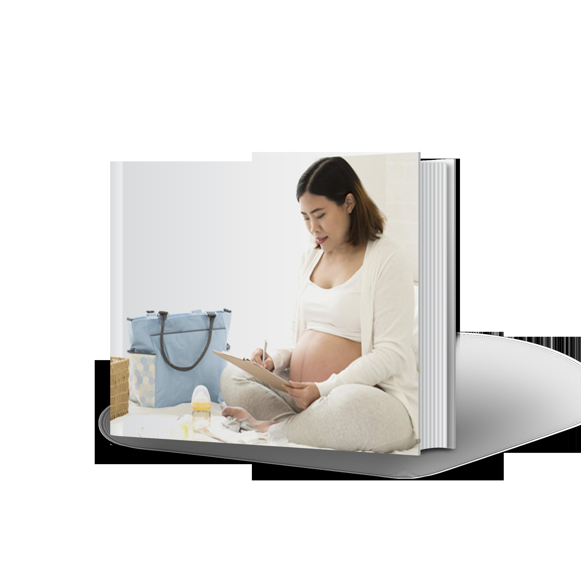 E-book sobre o que levar na bolsa maternidade - Mulher e Gestação
