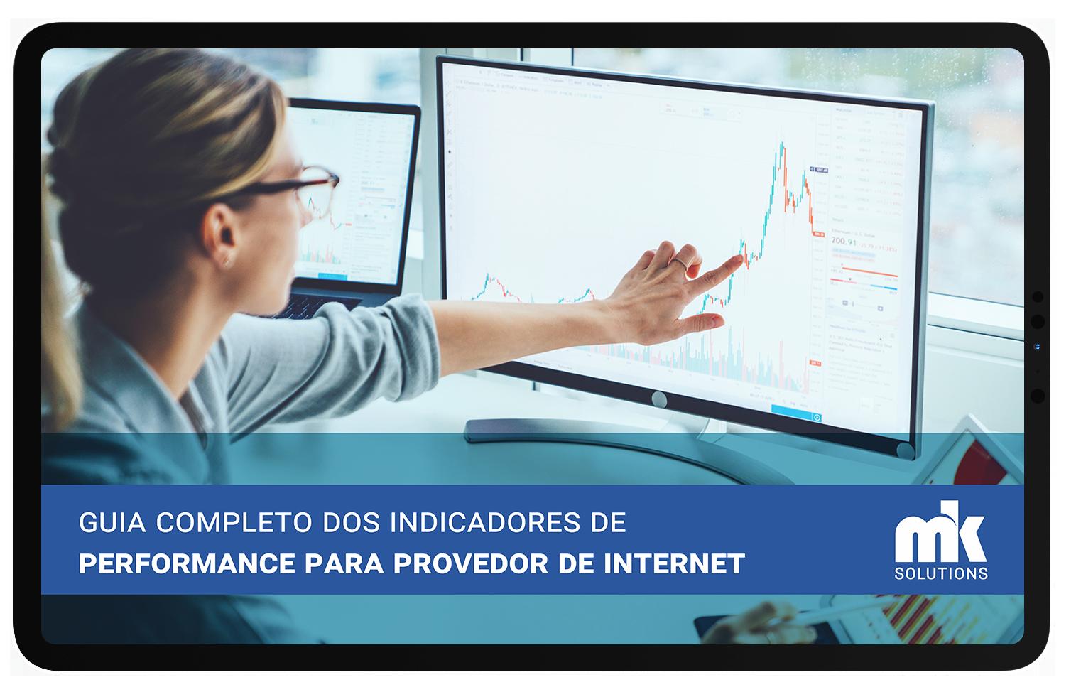 Guia dos indicadores de performance para provedores de internet
