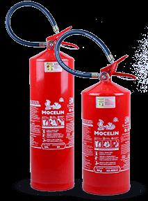 Extintores Industriais