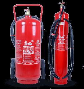 Extintores Sobre Rodas