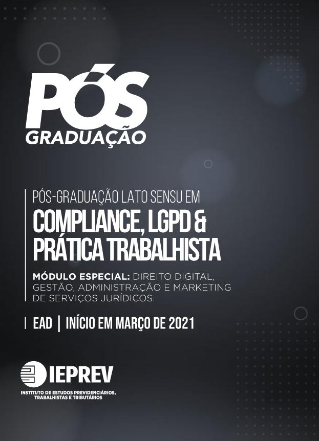 Pós-Graduação em Direito Empresarial Previdenciário & Compliance EAD