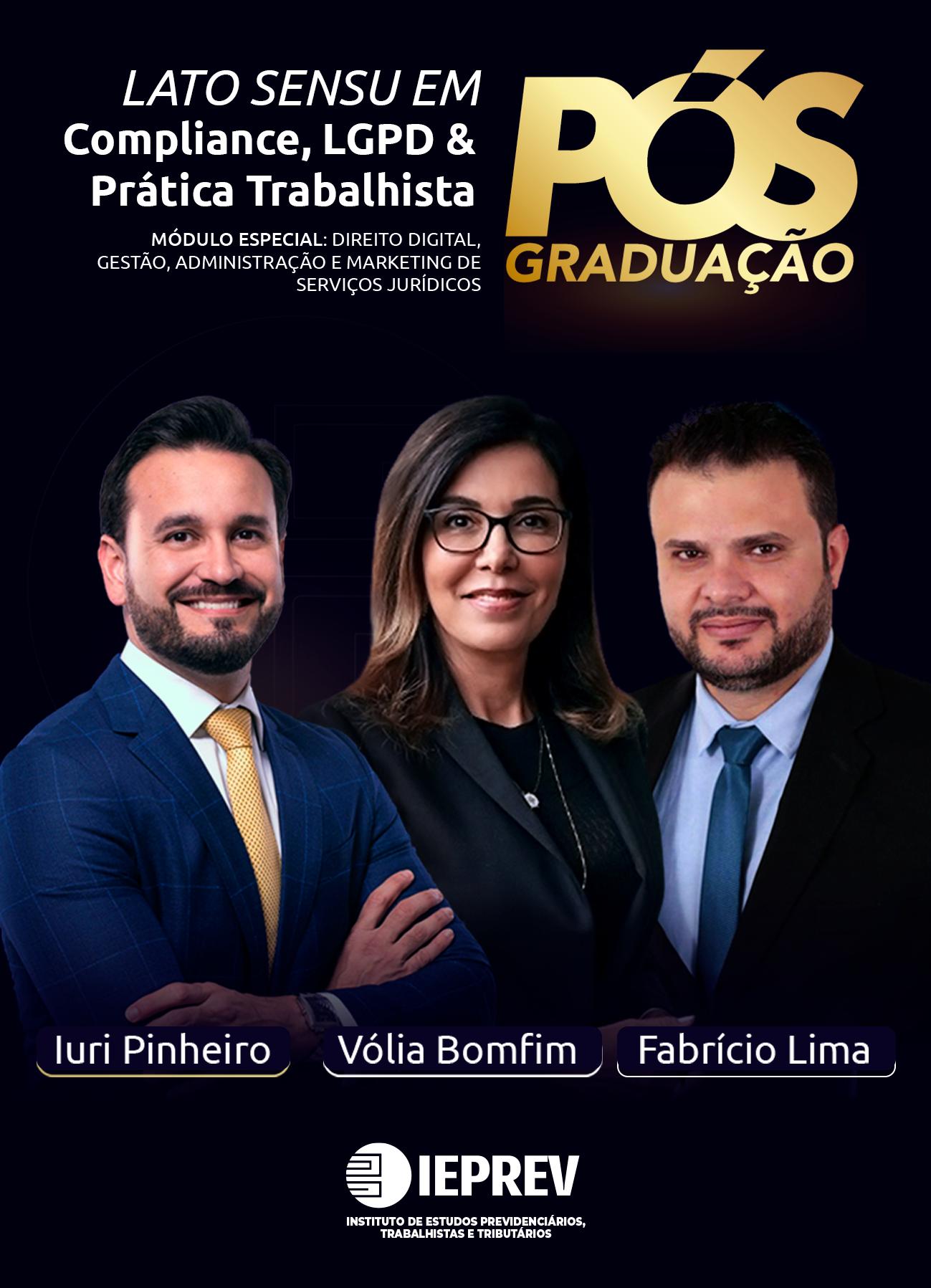 Pós-Graduação em Direito Previdenciário EAD