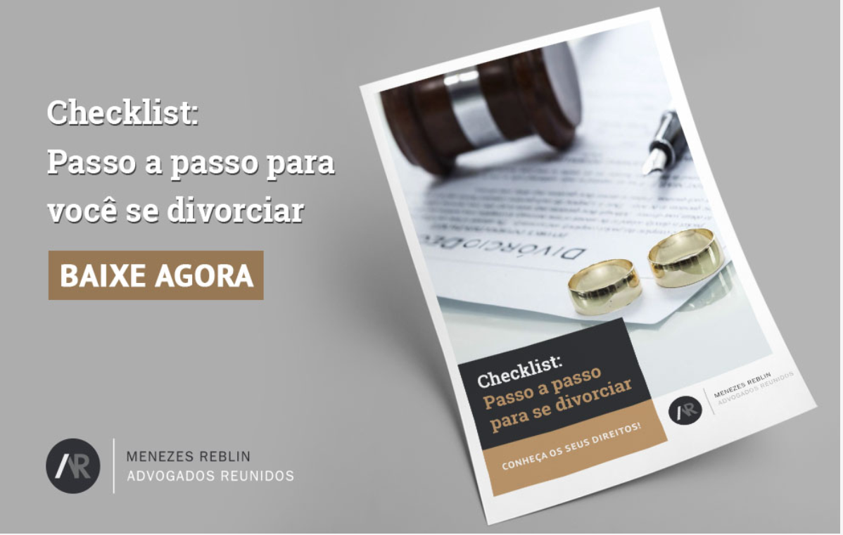 Checklist: Passo a passo para se divorciar