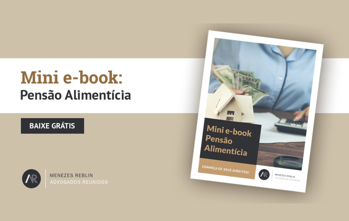 Mini eBook:  Pensão alimentícia