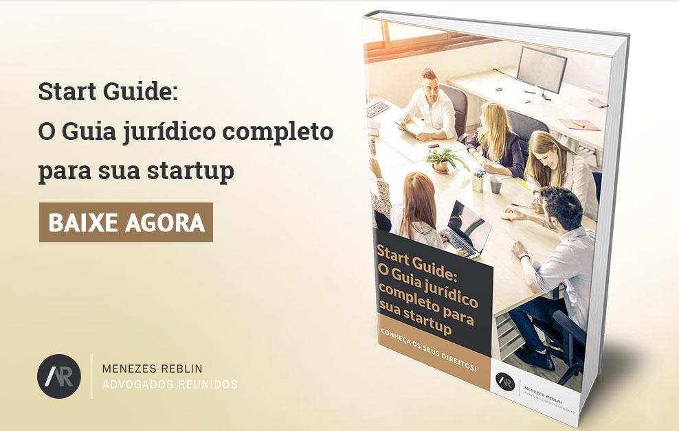 Start Guide - O Guia Jurídico Completo para sua Startup