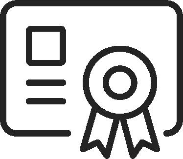 Certificado reconhecido