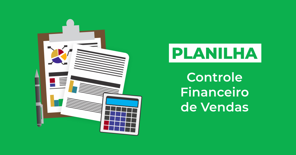 [Planilha] Controle Financeiro de Vendas