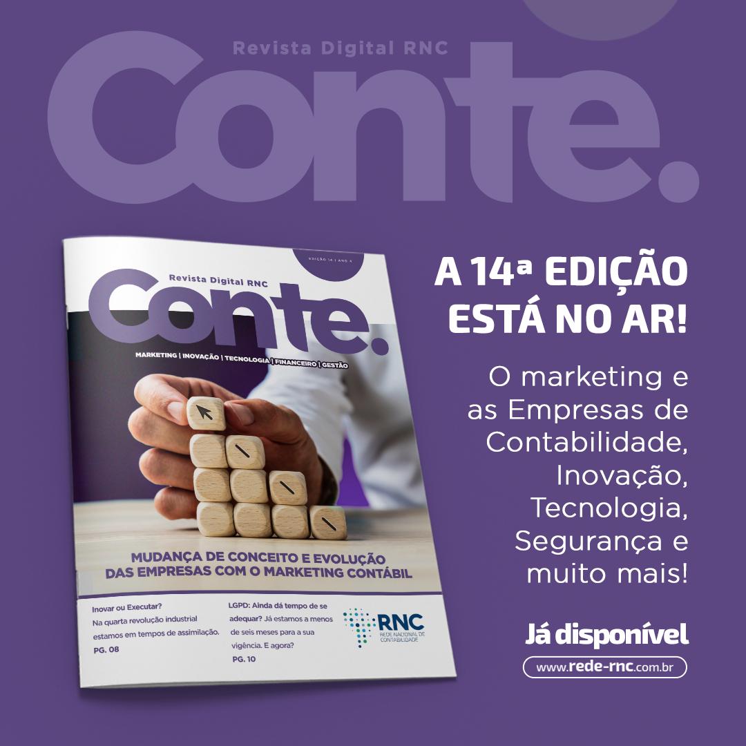Revista Conte - 14ª Edição