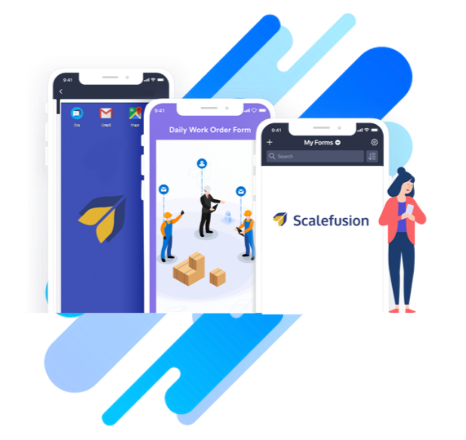 MDM | Scalefusion | Infotrack