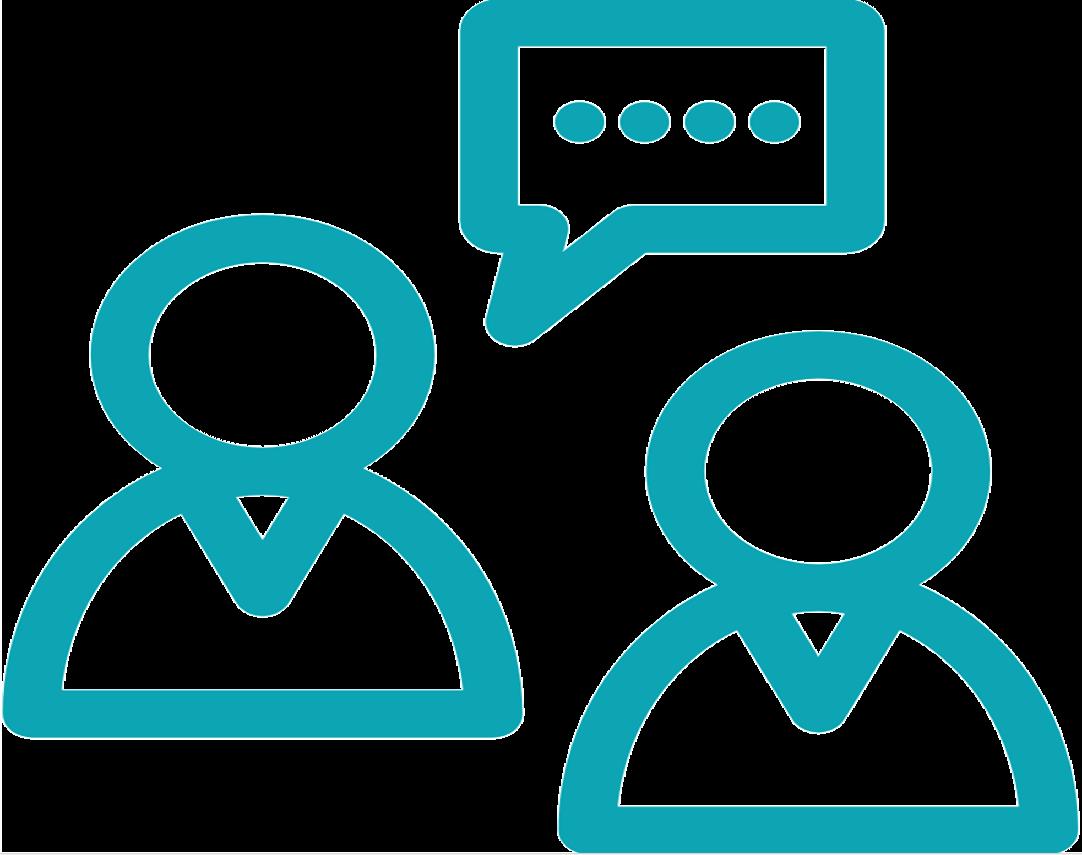 interação com clientes