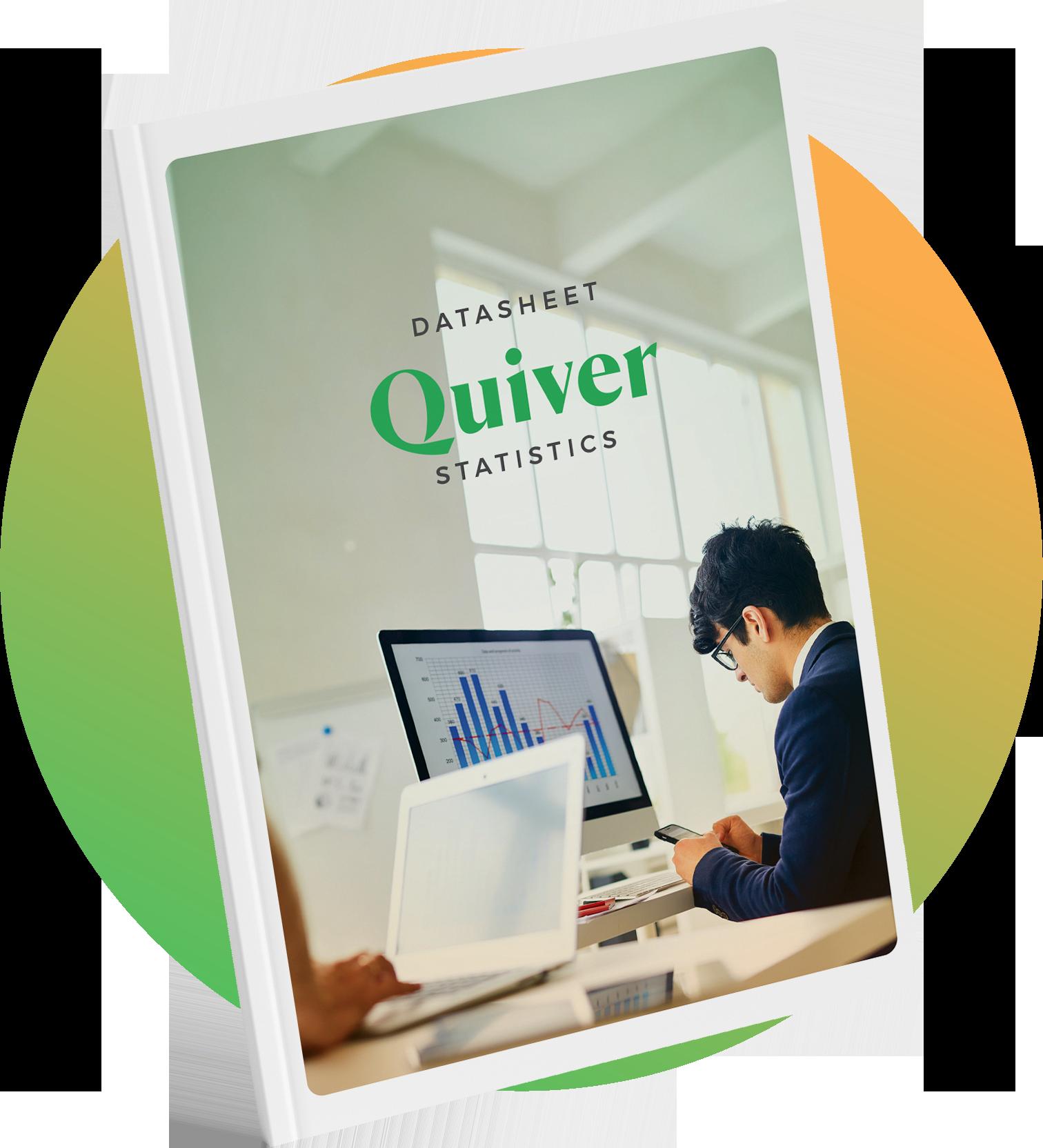 Quiver Statistics