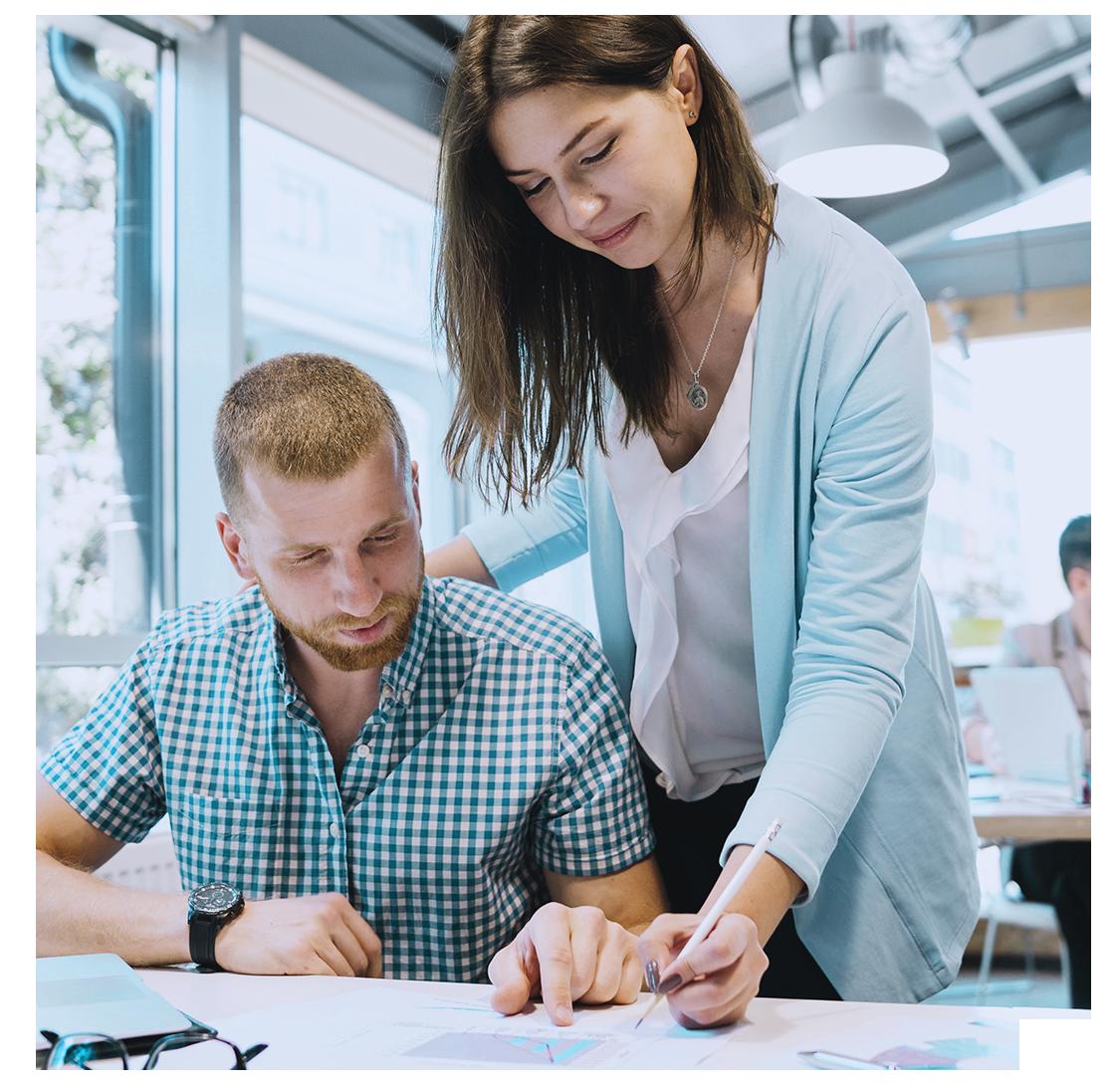 gestora-mostrando-indicadores-para-um-colaborador