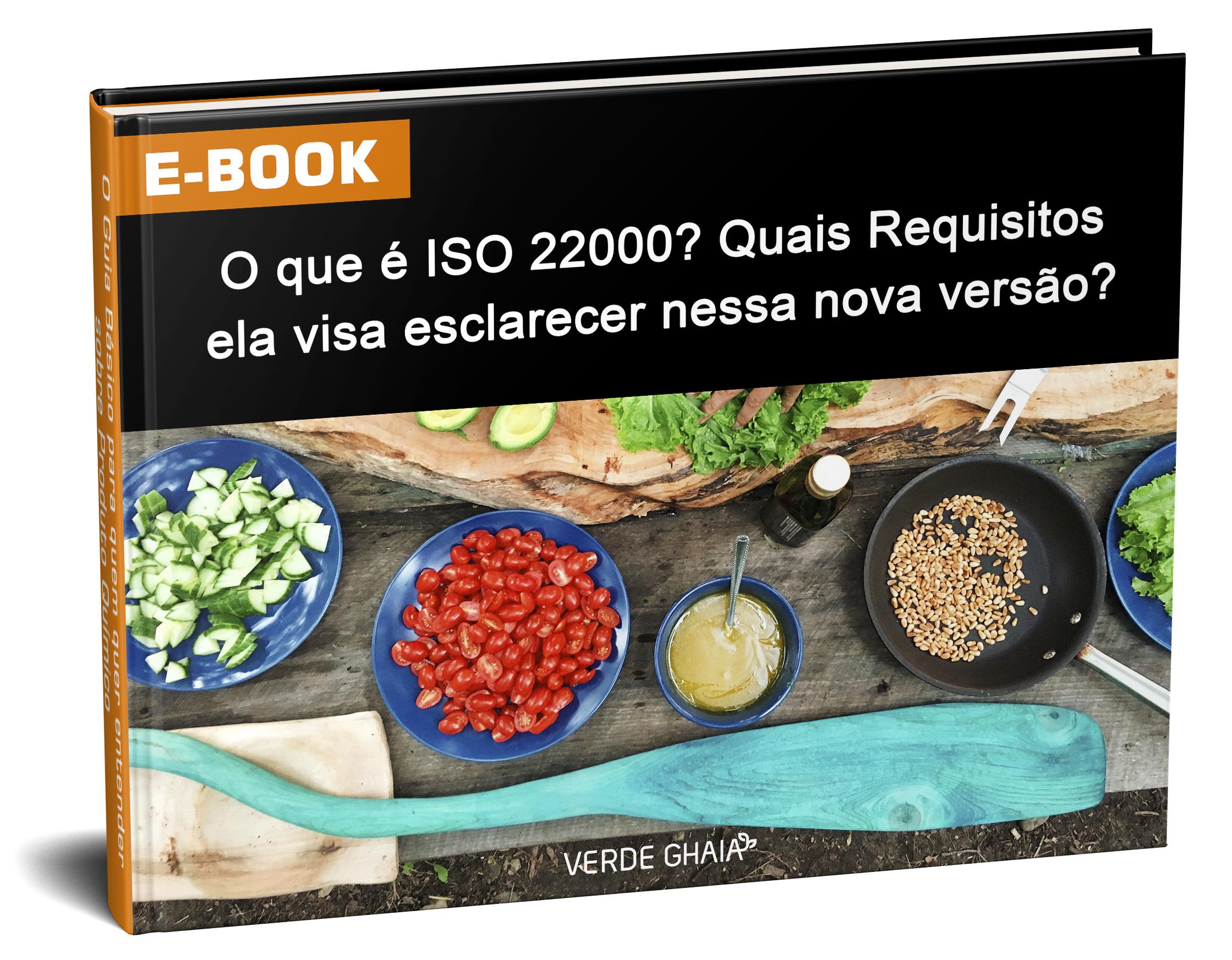 ISO 22000 - Nova Versão