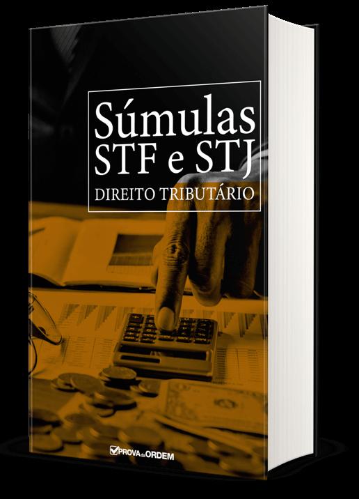 Súmulas do STF e STJ de Direito Tributário