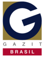 Logo Gazit Brasil