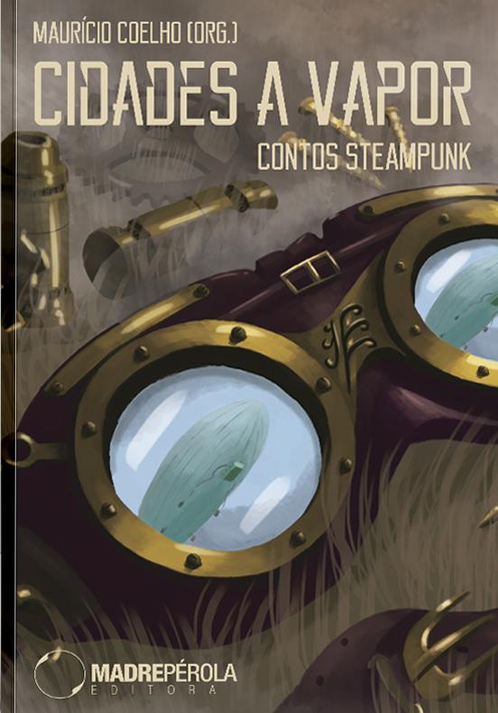 Capa do livro cidades a vapor