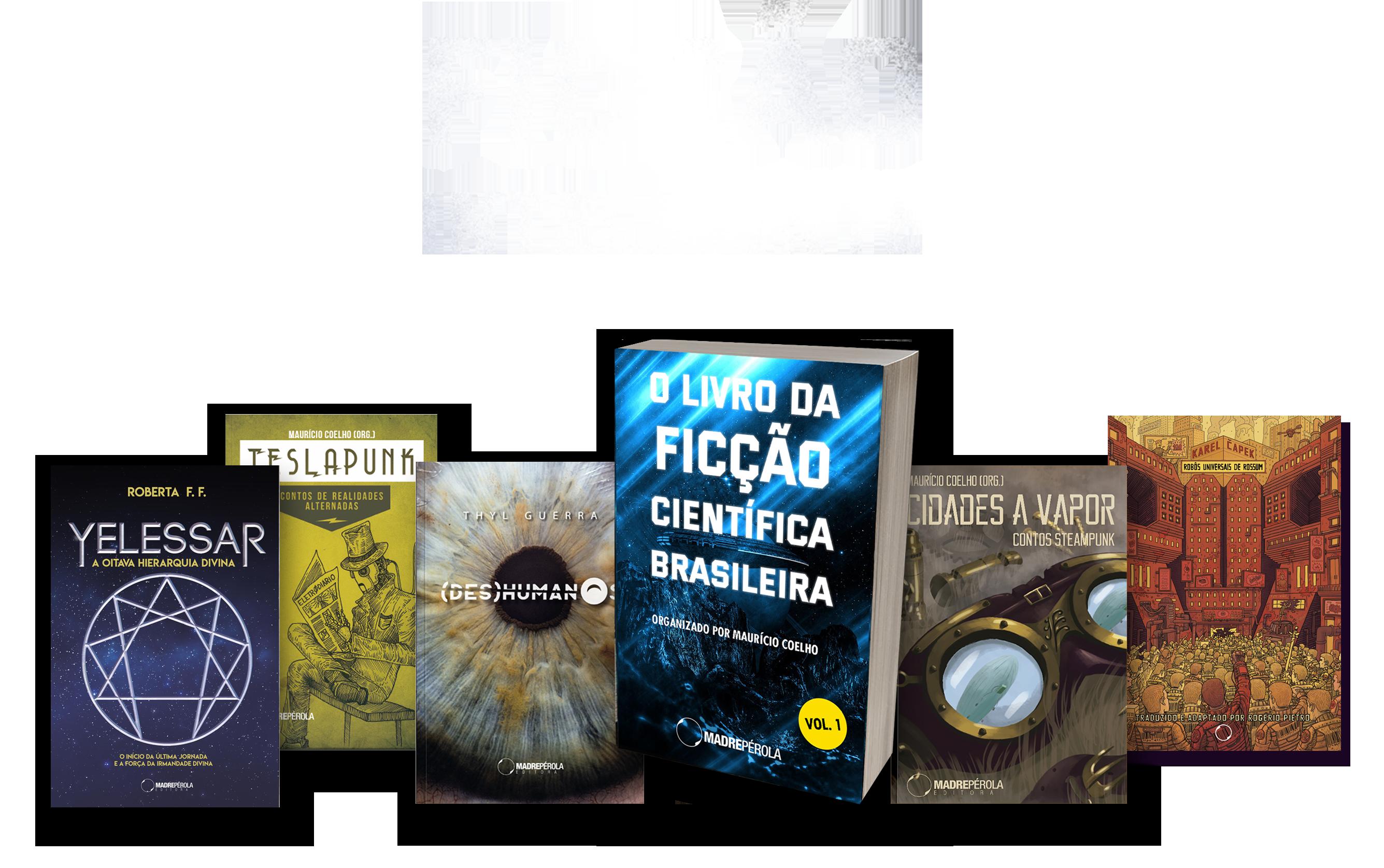Livros da Ficção inteligente