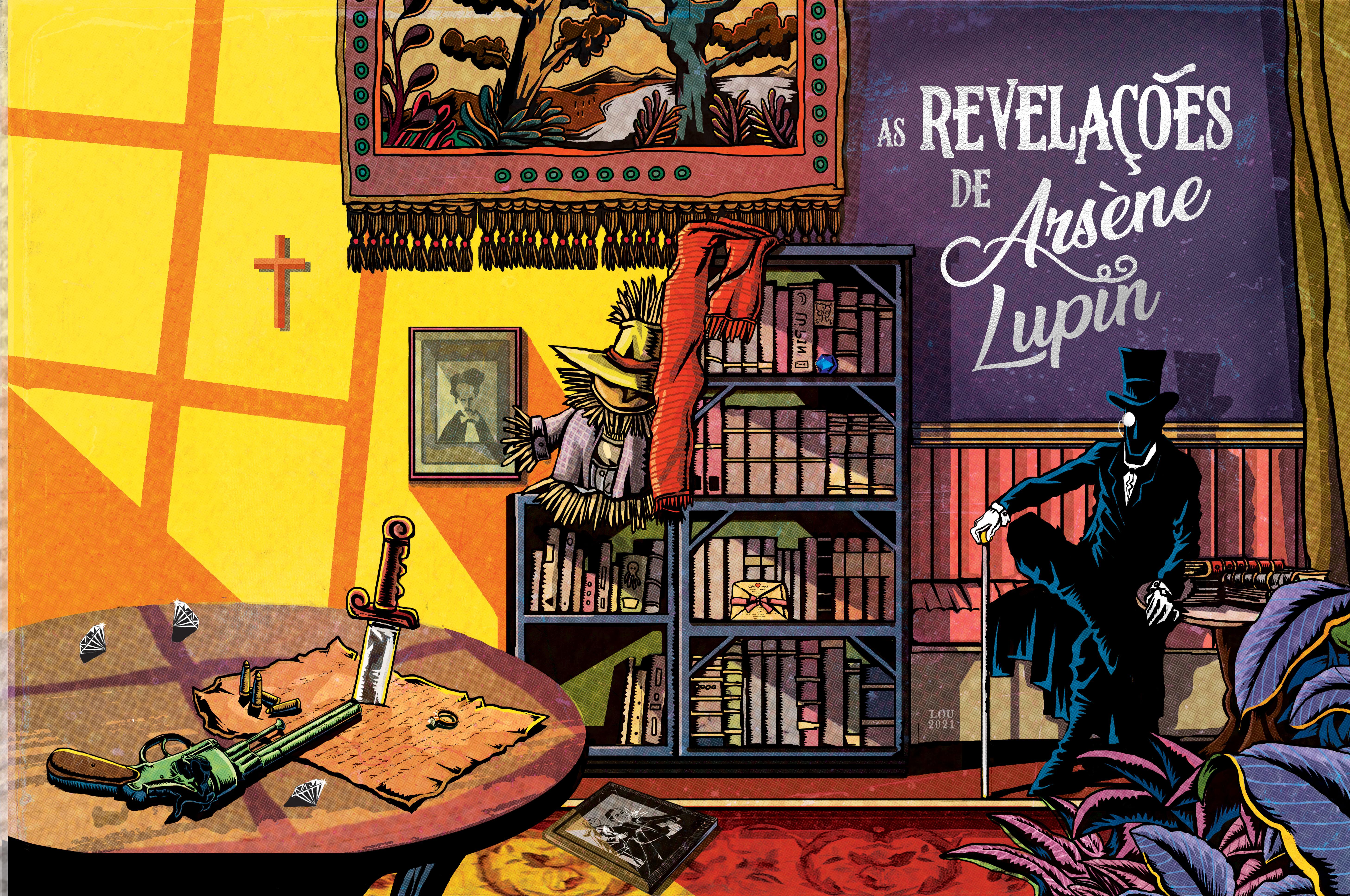 As Revelações de Arsene Lupin