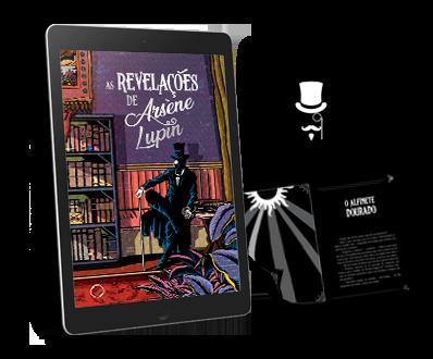 Book Teaser - As revelações de Arsene Lupin