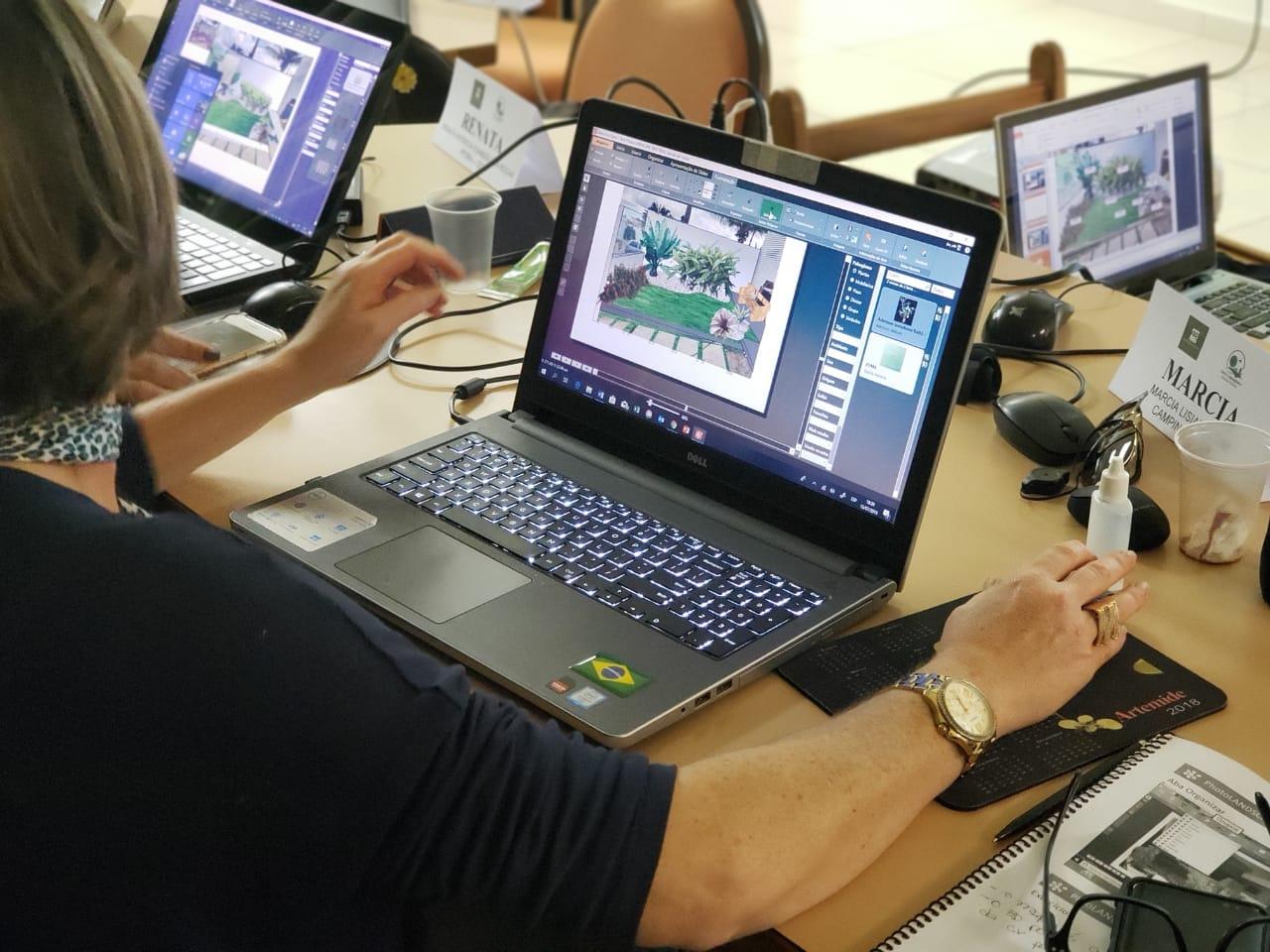 1ª Semana de Cursos Online da Universidade AuE Software