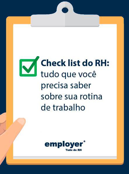 Checklist do RH