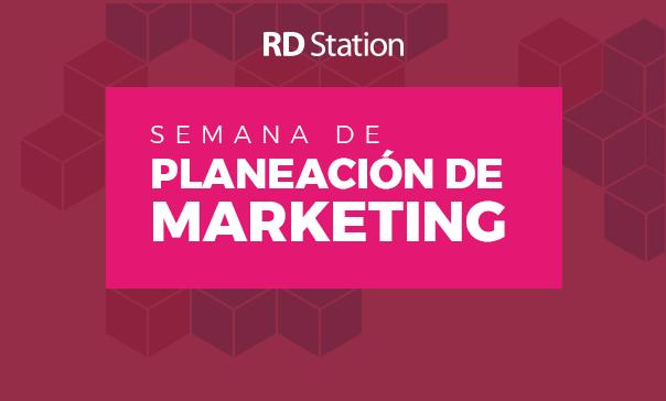 Semana de Planeación de Marketing 2018