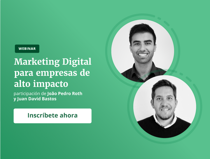 Marketing Digital para empresas de alto impacto