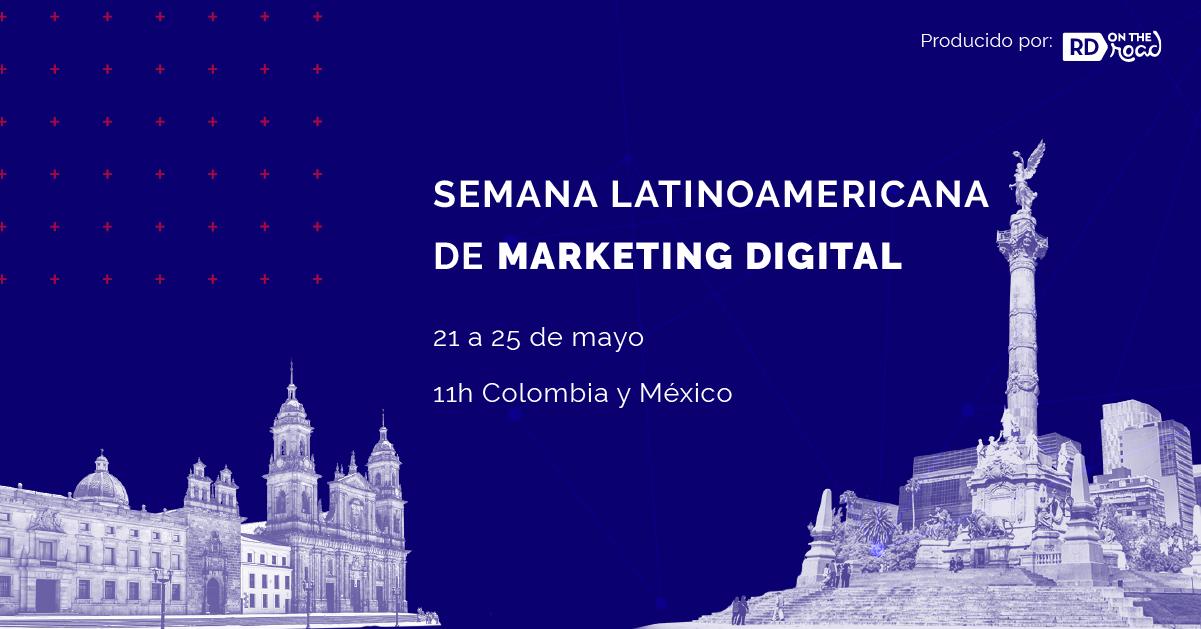 Semana Latinoamericana de Marketing Digital