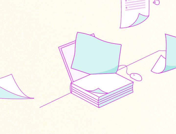 Template: Guía para planear contenido rico