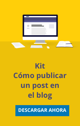 Kit:cómo publicar un post en tu blog