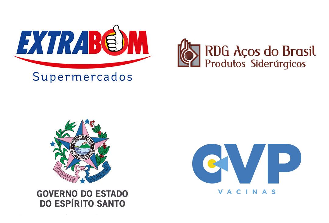 Extrabom, RDG Aços do Brasil, Governo do ES e CVP Vacinas